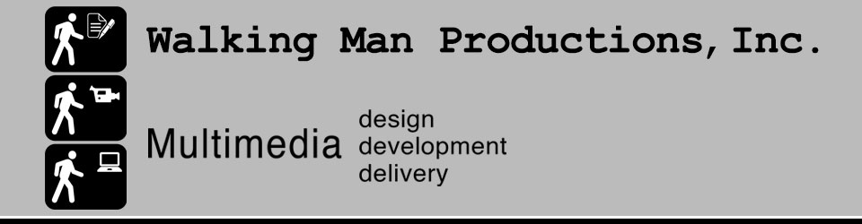 Walking Man Productions, Inc